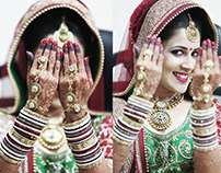 Pooja weds Viraj