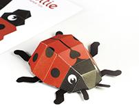 Dottie – Paper Toy