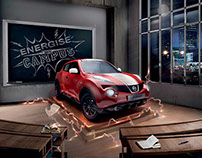 ENERGISE THE CAMPUS - Print - NISSAN