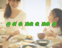 Edamame Inc.(株式会社えだまめ) - CI / Corporate Website