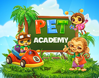 Pet Academy mobile app