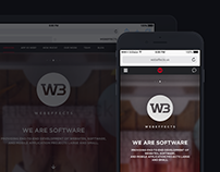 Webeffects Website & Identity
