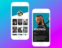 Streaming Movies App Ui