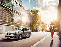 Renault Clio Initiale Paris with Steffen Jahn