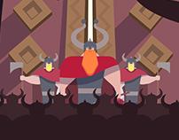 Vikings Style Frames