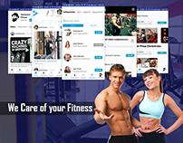 MyGym Fitness App