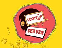 Desktop Server || Ramanashree Brunton