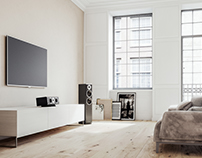 Dynaudio - Emit series Hi-Fi Speakers & Home Theatre
