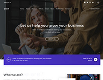Ellen – Amazing HTML Business, Corporate Theme!