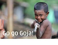 Meet Satya Sarder. Better known as 'Goja'.