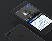 Behance App User Profile