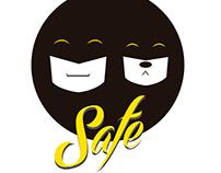 Safe//Creación de marca