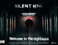 Silent Hill Video Game Fan Poster