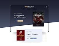 MVPublications • Book e-shop