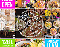 Chido & Padre's | Brand Identity
