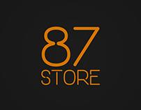 87 Store, UAE.