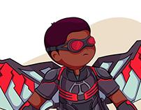 Falcon (Marvel Cinematic Universe MCU)