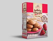 Galletas Integrales Packaging