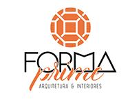 Forma Prime Arquitetura & Interiores- Identidade Visual