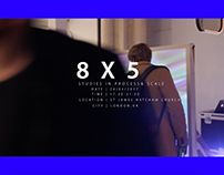 8 X 5 EXHIBITION VIDEO