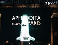 Afrodita y el juicio de paris