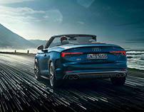 Markus Wendler : Audi A5 Cabrio