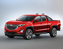 Chevrolet Equinox Pick up