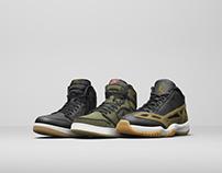 Splash // Nike Jordan XI IE