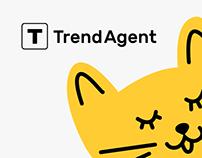 Six month of product design: TrendAgent