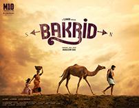 #BAKRID movie first look poster