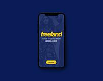Freeland Mobile App (Coming Soon)
