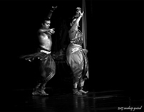 Bharatanatyam - Shyamjith Kiran and Viraja