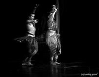 Bharatanatyam - Shyamjith Kiran and Viraja