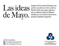 2013 - 25 de Mayo