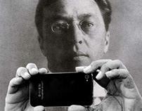 Kandinsky Selfie