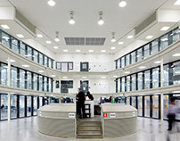 Prison Beveren by Jaspers - Eyers & Beel Architects
