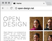 OD Homepage