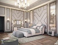 neo classic master bedroom Qatar