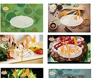 yemek kanalı proje 3