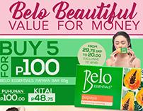Belo Papaya Promo Poster