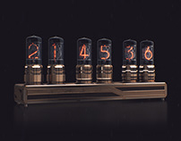 The Nixie Clock Story | CG & AE
