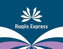 Raqiis Express Branding