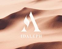 Identité visuelle - Idaleph