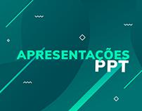 Apresentações PPT