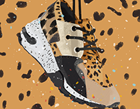 sneakers freak* | illustration set