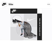 #Nike#social#media