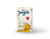 Yoguis packaging