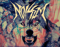 Noisem Flyer for Will's Pub, 2015