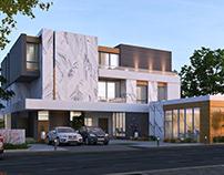 Al-Ryadh Private Villa  Design & Visualizations.