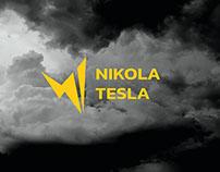 Nikola Tesla - Brand Identikit